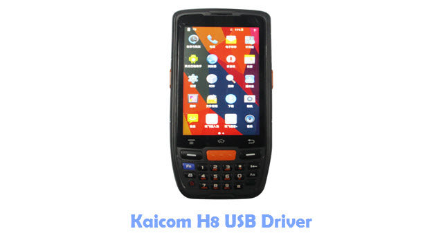 Download Kaicom H8 USB Driver