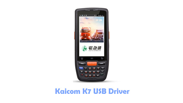 Download Kaicom K7 USB Driver