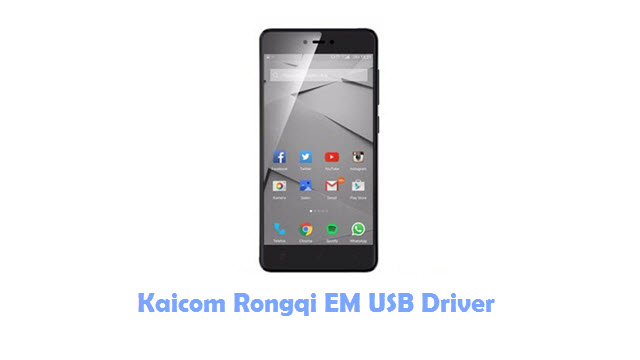 Download Kaicom Rongqi EM USB Driver