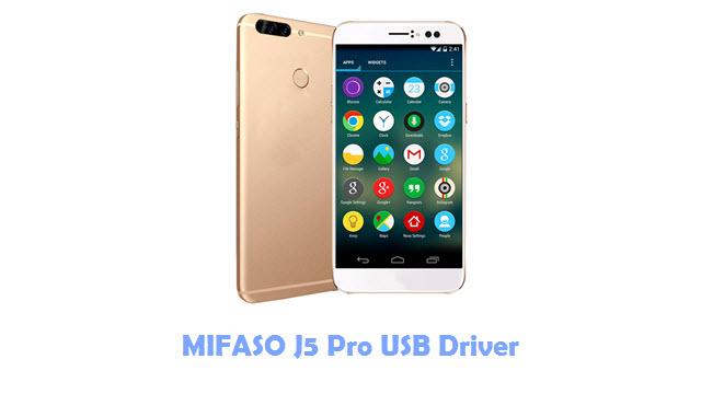 MIFASO J5 Pro USB Driver