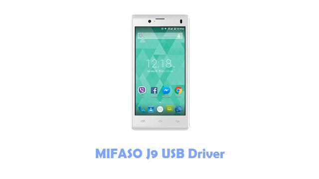 MIFASO J9 USB Driver