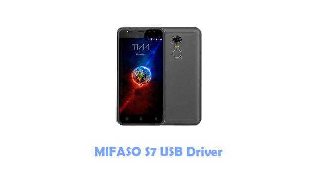 MIFASO S7 USB Driver