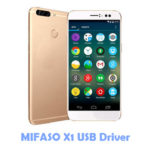 Download MIFASO X1 USB Driver