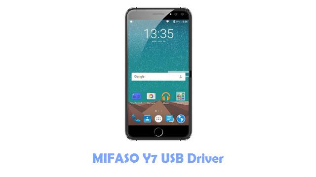 MIFASO Y7 USB Driver