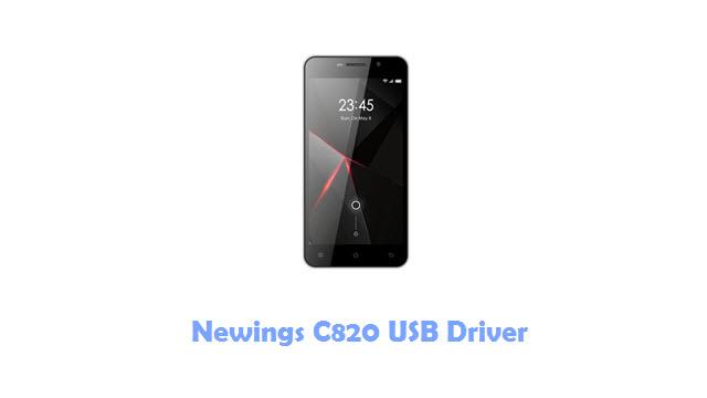 Newings C820 USB Driver