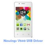 Download Newings V840 USB Driver