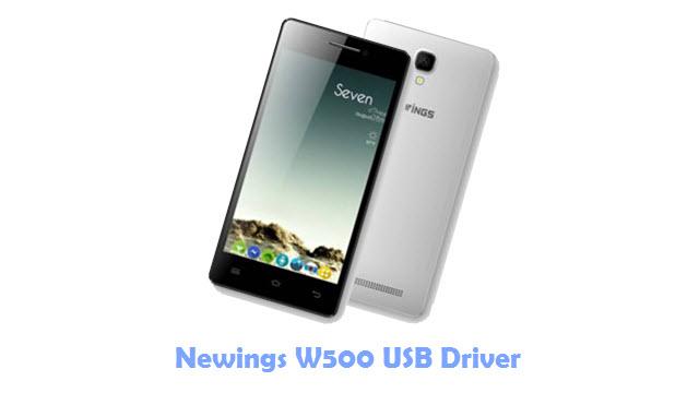 Newings W500 USB Driver