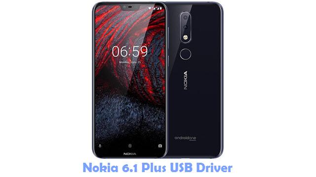 Nokia 6.1 Plus USB Driver
