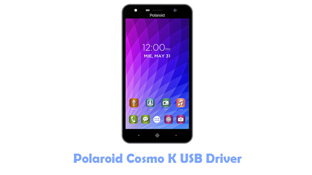 Download Polaroid Cosmo K USB Driver
