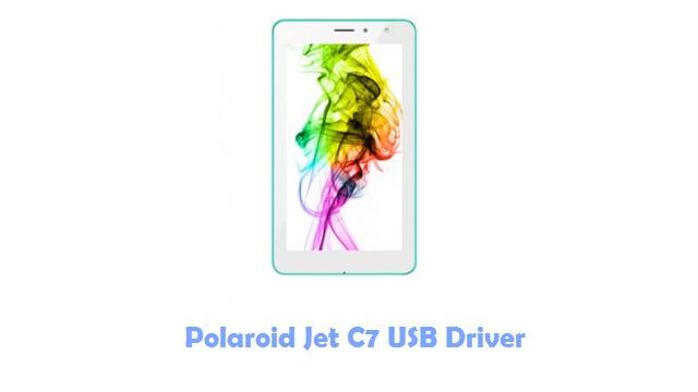 Polaroid Jet C7 USB Driver