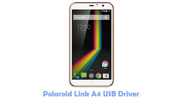 Polaroid Link A4 USB Driver