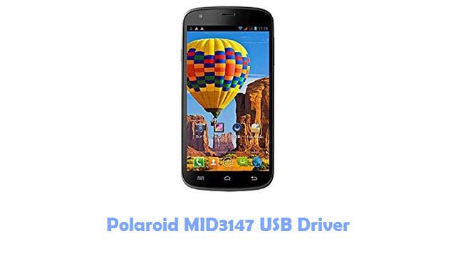 Download Polaroid MID3147 USB Driver