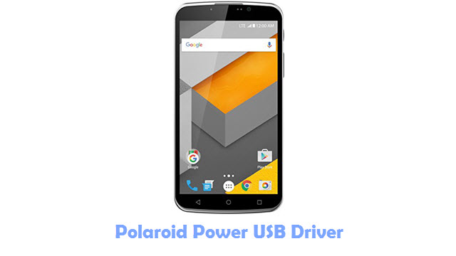 Download Polaroid Power USB Driver