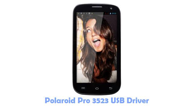 Polaroid Pro 3523 USB Driver