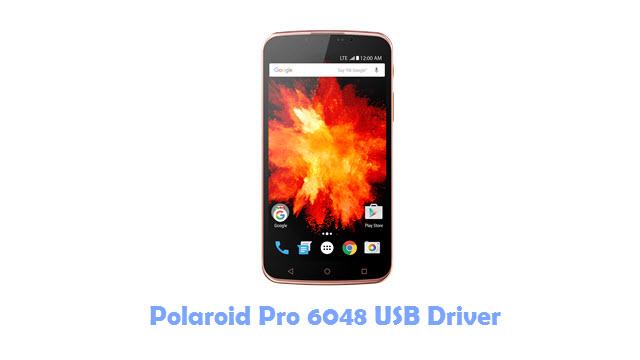 Polaroid Pro 6048 USB Driver