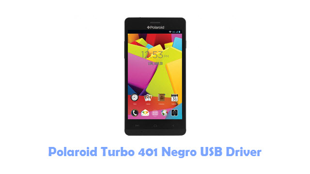 Download Polaroid Turbo 401 Negro USB Driver