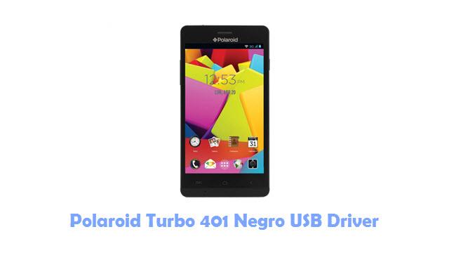 Polaroid Turbo 401 Negro USB Driver
