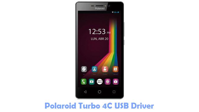 Polaroid Turbo 4C USB Driver