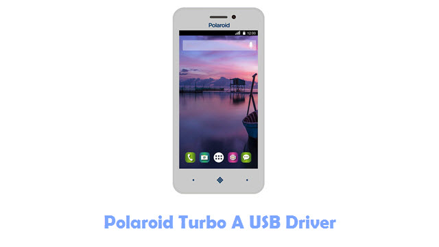 Polaroid Turbo A USB Driver