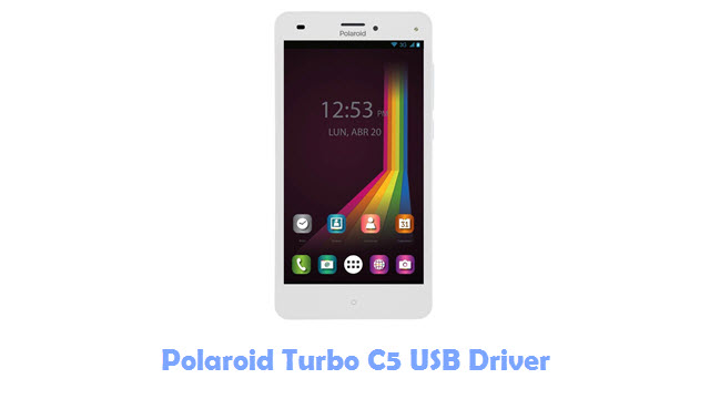 Polaroid Turbo C5 USB Driver
