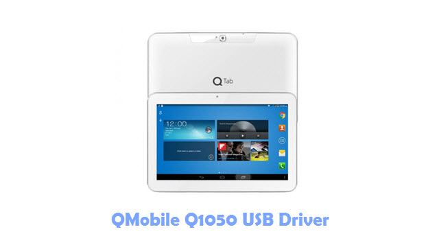 Download QMobile Q1050 USB Driver