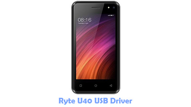 Download Ryte U40 USB Driver