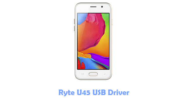 Download Ryte U45 USB Driver