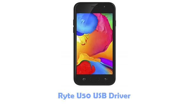 Ryte U50 USB Driver