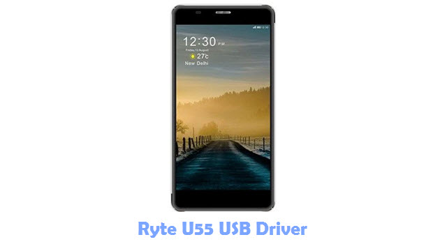 Download Ryte U55 USB Driver