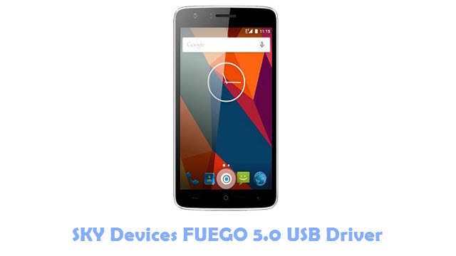 SKY Devices FUEGO 5.0 USB Driver