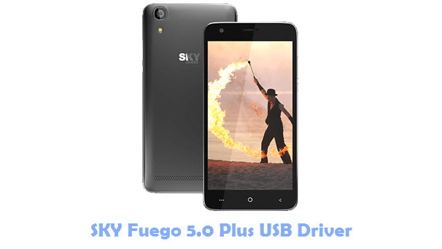 Download SKY Fuego 5.0 Plus USB Driver