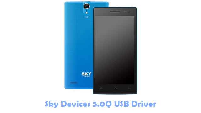 Sky Devices 5.0Q USB Driver