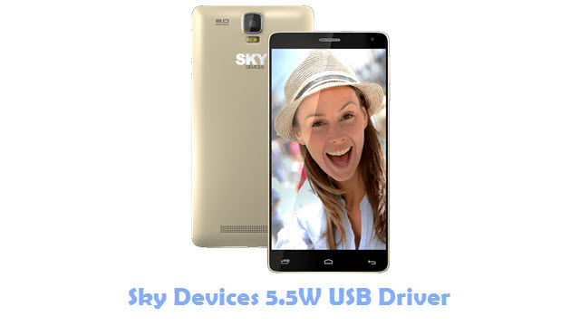 Sky Devices 5.5W USB Driver
