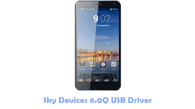 Sky Devices 6.0Q USB Driver