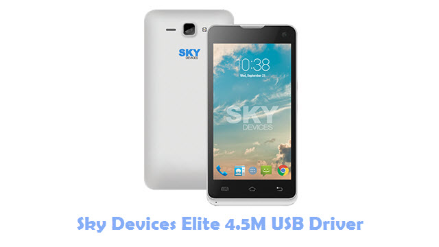 Sky Devices Elite 4.5M USB Driver