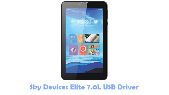 Download Sky Devices Elite 7.0L USB Driver