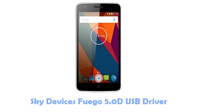 Sky Devices Fuego 5.0D USB Driver