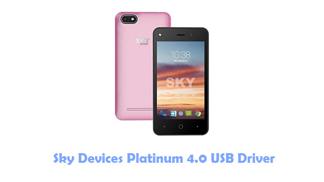 Download Sky Devices Platinum 4.0 USB Driver
