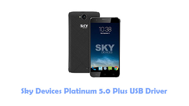 Download Sky Devices Platinum 5.0 Plus USB Driver