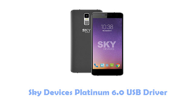 Download Sky Devices Platinum 6.0 USB Driver