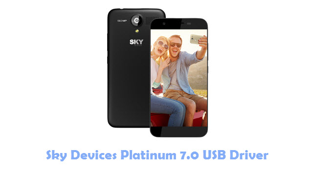 Download Sky Devices Platinum 7.0 USB Driver