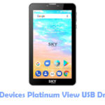 Sky Devices Platinum View USB Driver