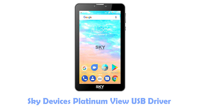 Download Sky Devices Platinum View USB Driver