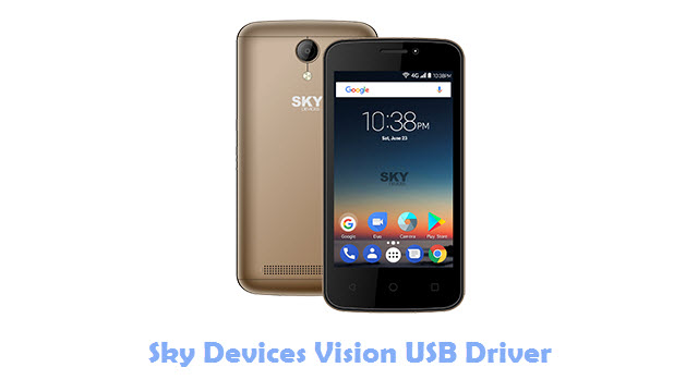 Download Sky Devices Vision USB Driver