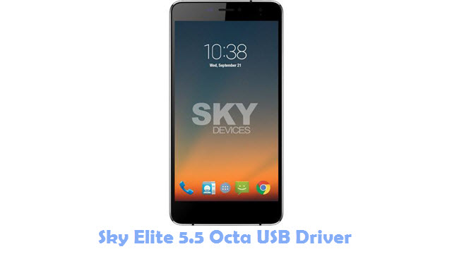 Download Sky Elite 5.5 Octa USB Driver