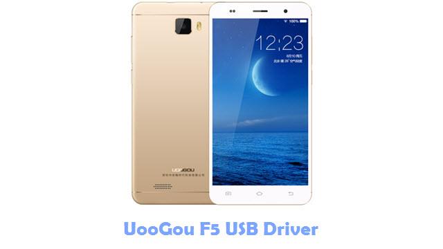 UooGou F5 USB Driver
