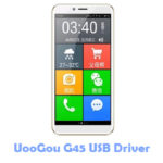 UooGou G45 USB Driver