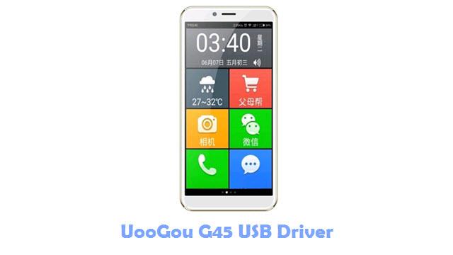 Download UooGou G45 USB Driver