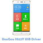 Download UooGou H122Y USB Driver