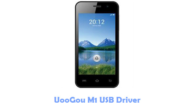 Download UooGou M1 USB Driver